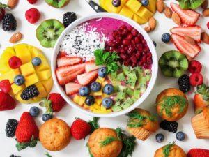 Eat at regular intervals